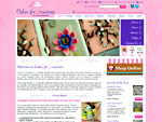Web Site for Cakes for Occasions