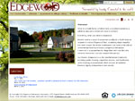 Web Site for Edgewood Retirement Community