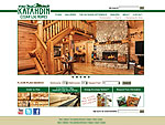Case Study for Katahdin Cedar Log Homes