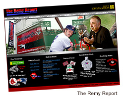 NESN Red Sox Baseball Announcer Jerry 'The RemDawg' Remy